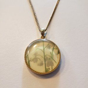 Vintage Avon SHB Pendant Necklace